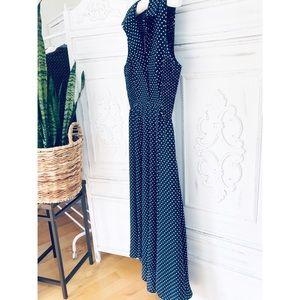 ♠️ NWT Kate Spade ♠️ Polka Dot Midi Dress NEW